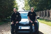 Brandýští policisté se podíleli na záchraně lidského života.