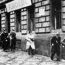 Pražské povstání. Boj o rozhlas.