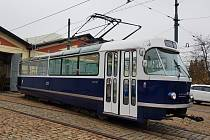 Designová tramvaj T3 Coupé bodovala v uznávané soutěži German Design Award.