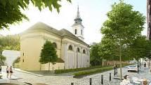 Motolské údolí získává novou podobu, radní schválili studii o jeho budoucnosti od Architekti 69.