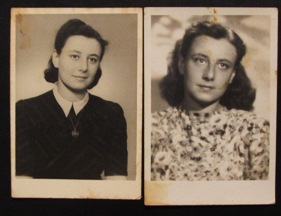 Ruth Bondyová ve 40. letech.
