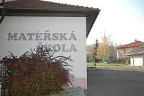 Mateřská škola v Kolodějích.