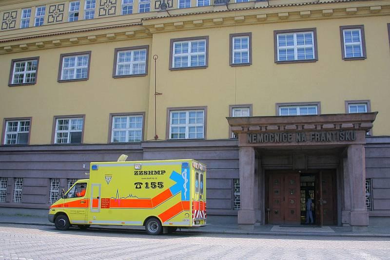 Nemocnice Na Františku.