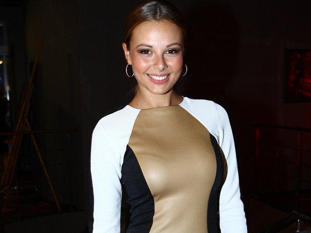 Brněnská zpěvačka Monika Bagárová.