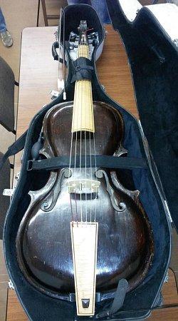 Ukradený hudební nástroj nedozírné ceny ihistorické hodnoty se díky kriminalistům II. obvodu pražské policie vrátil zpátky majiteli.