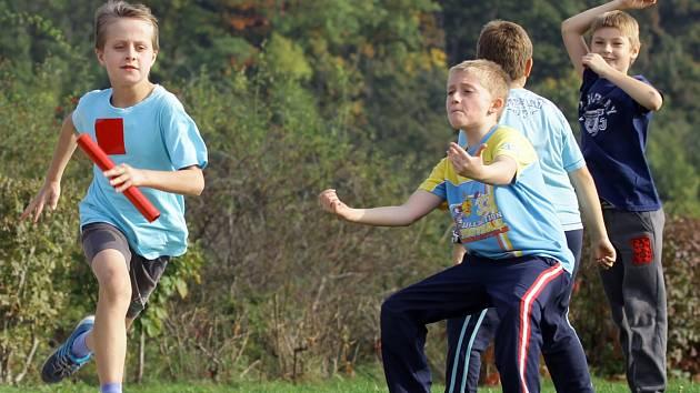 87 PROCENT RODIČŮ si myslí, že je sportování nejvhodnější aktivitou pro jejich ratolesti.