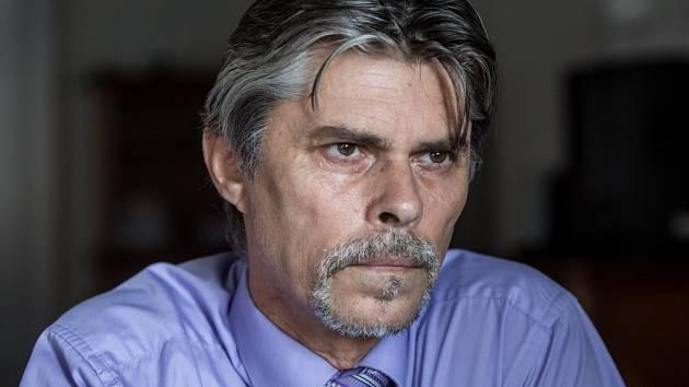 Poslanec Bohuslav Chalupa.