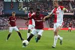 Utkání 10. kola Fortuna ligy - Sparta Praha vs. Slavia Praha