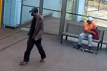 Dvojice podezřelých z krádeže.