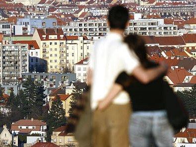 KTERÝ SI MŮŽEM DOVOLIT? V Praze je citelný nedostatek startovacích bytů./Ilustrační foto