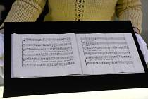 Skladba s názvem Per la ricuperata salute di Ophelia, na které spolupracovali Wolfgang Amadeus Mozart, Antonio Salieri