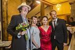 Pražská premiéra filmu Domácí péče se uskutečnila ve středu 15. července 2015 v pražském kině Lucerna.