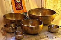 Koncert tibetských mís