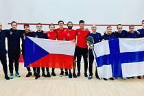 Ve finále Divize 2 se Češi utkali s Finy.