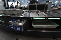 Kontrolní prostor pražského letiště