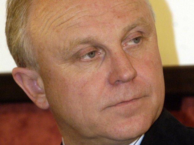 Profesor Jan Starý, přednosta dětské hematologie a onkologie ve Fakultní nemocnici v Praze.