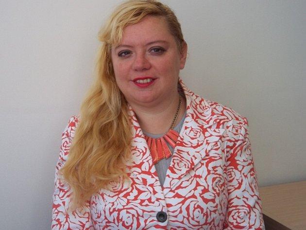 Ilona Švihlíková.