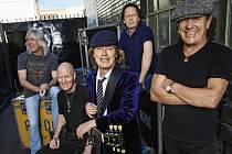 Legendární kapela AC/DC.