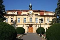 Libeňský zámek.