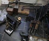 Rekonstrukce hodin Staroměstského orloje.