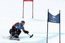 PRVNÍ PARALYMPIÁDA. Díky divoké kartě se Oldřich Jelínek dostal v roce 2010 na své první Zimní paralympijské hry do Vancouveru.