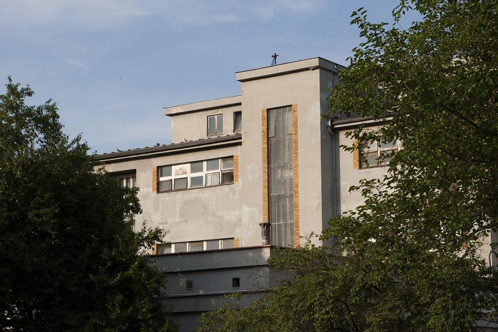 Po stopách Jaroslava Foglara ulice Thomayerova nemocnice