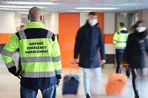 Prevence šíření nákazy koronavirem, Letiště Praha přijalo provozní opatření u příletů z Itálie.
