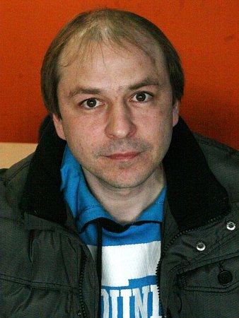 Tipař Pavel Pasev zpražských Letňan.