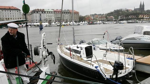 5c9ec3d1c Rybářské pramice i lodě za miliony - Pražský deník