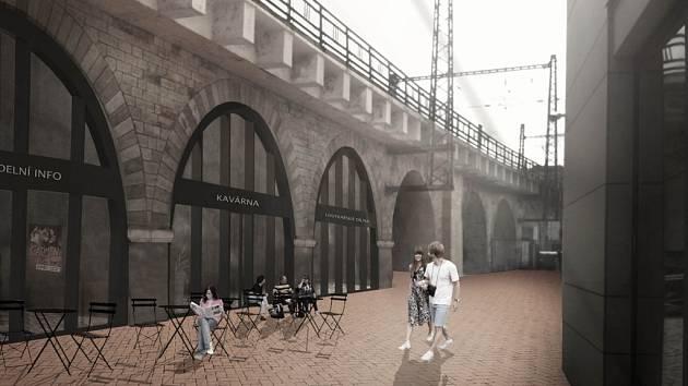 Projekt Negrelliho viadukt – příležitost pro kreativní město