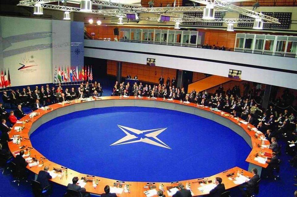 Pražský summit NATO v roce 2002 byl summit Severoatlantické aliance, který se konal v Pražském Kongresovém centru ve dnech 21. –22. listopadu 2002.