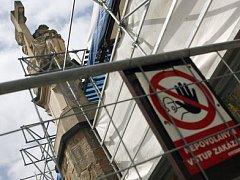 REKONSTRUKCE POKRAČUJE. I přes ostré spory města s ministerskými památkáři.