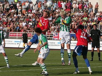 Bohemka ani tentokrát neuspěla a ani střeleckou nemohoucnost neprolimila. Dál tak čeká na první gól v nejvyšší soutěži.