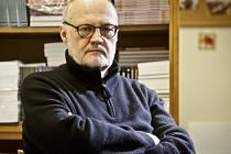 Filozof Václav Bělohradský.