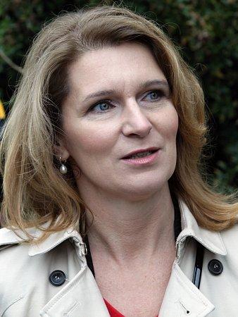 Karin Pospíšilová, ředitelka občanského sdružení Lékořice.