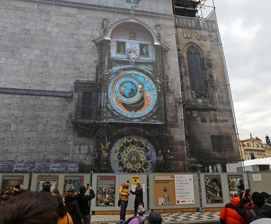 Orloj na Staroměstské radnici opět v chodu - ve virtuální podobě.
