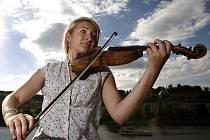Některé hudební nástroje budou v pražské památkové rezervaci zakázány. Ilustrační foto.