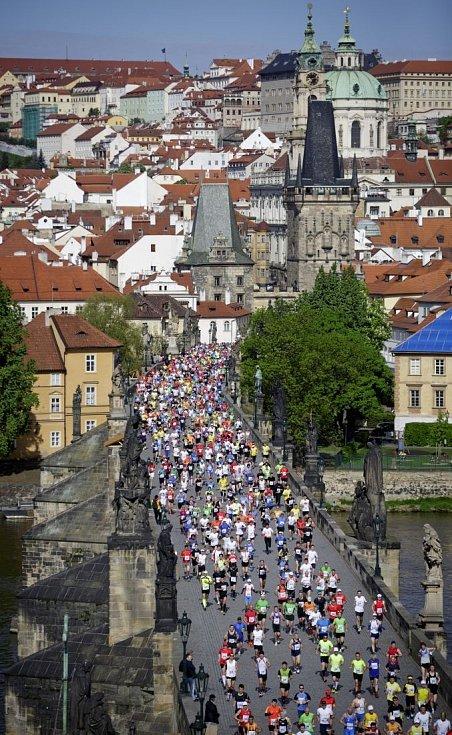 Pražský maraton 2013