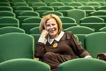 Tisková konference k oslavám devadesátin slavné loutkové postavy, Hurvínka, proběhla 21. dubna v Praze. Ředitelka Divadla Spejbla a Hurvínka Helena Štáchová