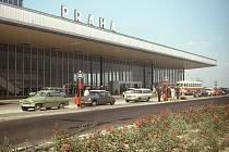 Historie letiště Ruzyně.