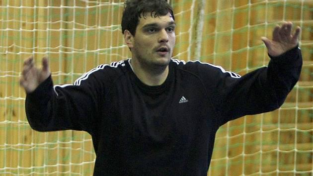 ZŮSTAL! Branku Dukly bude i v novém ročníku hájit Tomáš Petržala.
