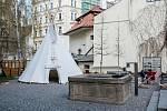 Náprstkovo muzeum asijských, afrických a amerických kultur, 11. dubna v Praze.