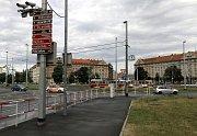 Vítězné náměstí - Kulaťák.