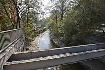 Potok Botič.