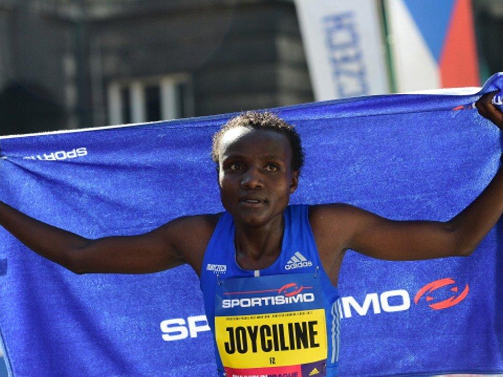 Joyciline Jepkosgeiová.