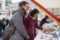 Náměstí Republiky bude opět hostit oblíbený Praguemarket.