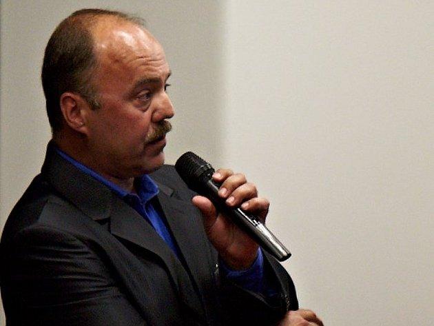 Předseda Rady České parkovací asociace Petr Horský při jednom z pracovních setkání.