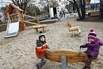 Dětské hřiště. Ilustrační foto.