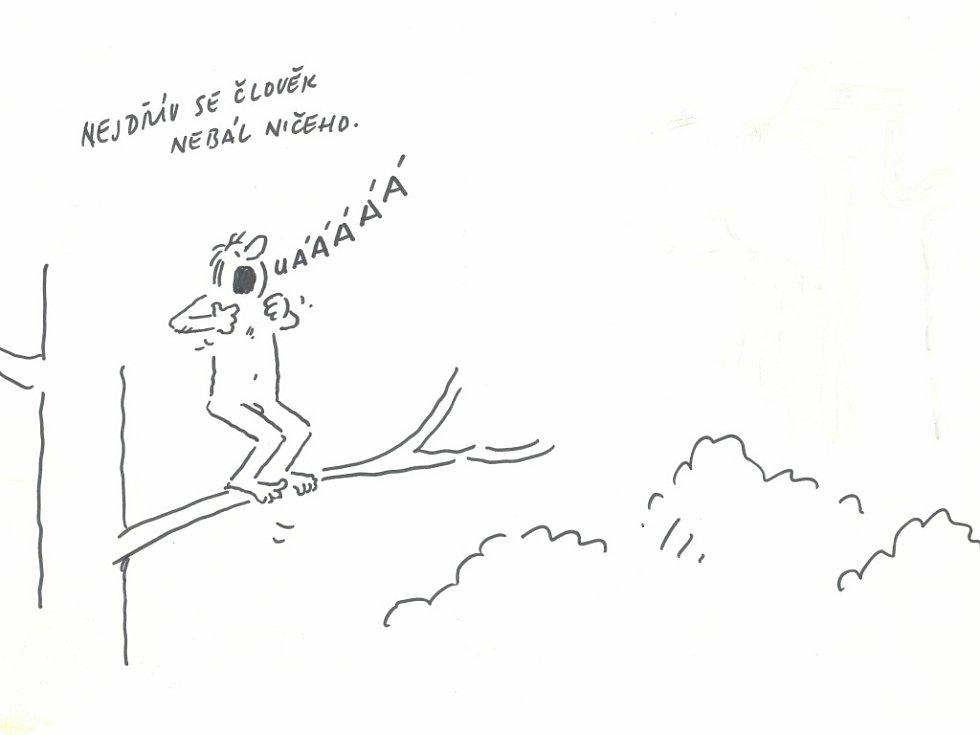 Benesovsky Denik Kreslene Vtipy Ilustratora Vladimira Jiranka