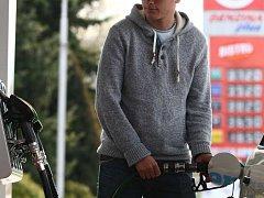 Ceny benzínu. Ilustrační foto.